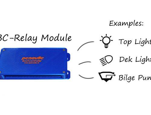Nieuw BC-Relay Module